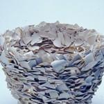 Bowl - Porcelaineous stoneware